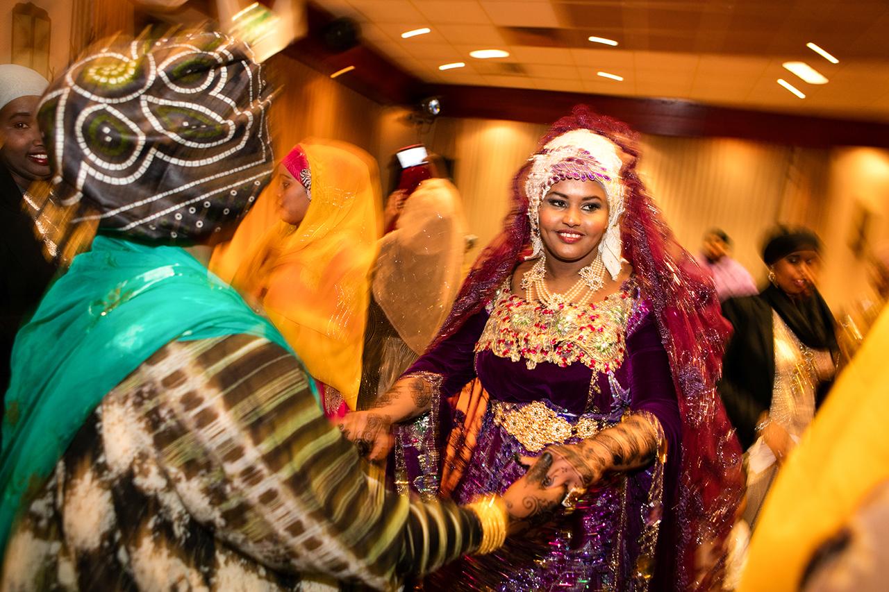 Somalische bruiloft